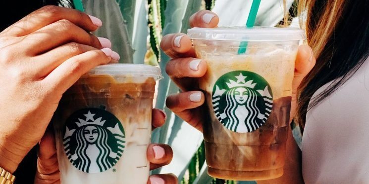Holla! Starbucks Is Giving Away Free Cold Brew And Other Iced Drinks Today!!