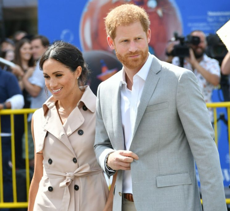 Prince Harry & Duchess Meghan are vacationing in Como, Italy with the Clooneys?