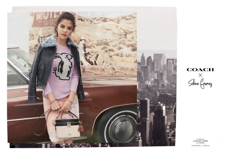 Selena Gomez's Second Coach Capsule Collection Is Launching for Pre-Order Today
