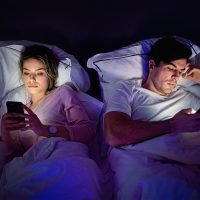 Phones turn bedrooms a no-sex zone