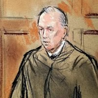 Manafort judge getting threats, won't release jurors' names