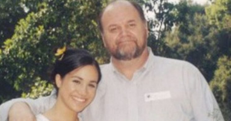 Four words Meghan Markle's dad said to her that 'will stay with her forever'