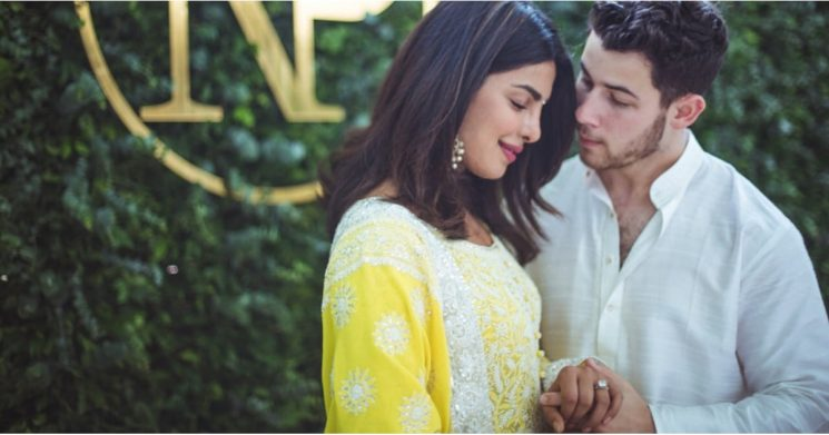 Priyanka Chopra and Nick Jonas Make Their Engagement Official in the Most Romantic of Ways