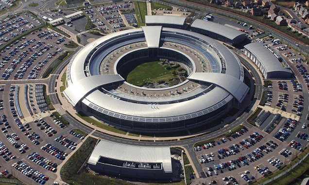 Man is killed in 'hit and run' outside GCHQ spy agency headquarters