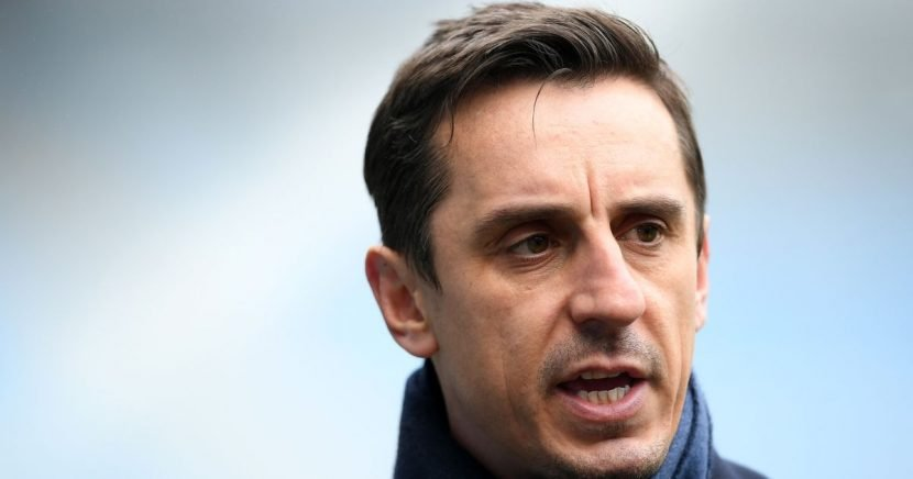 Neville drops major hit Man United will make big Deadline Day signing