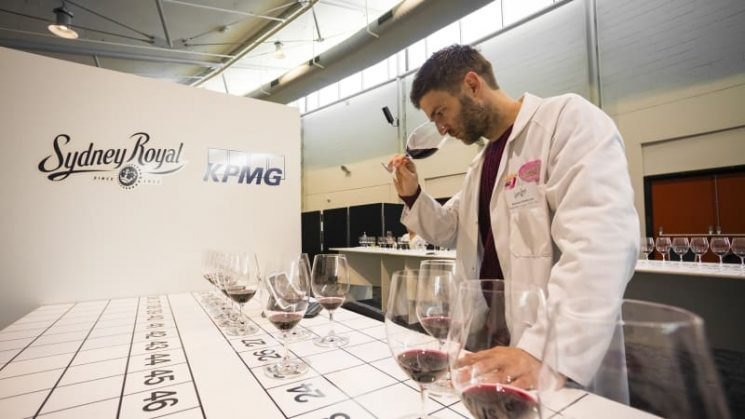 Top Australian drops from the Sydney Royal Wine Show