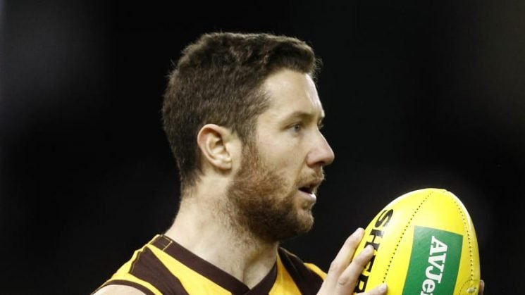 Hawks to wait on sore Frawley for top-four playoff against Swans