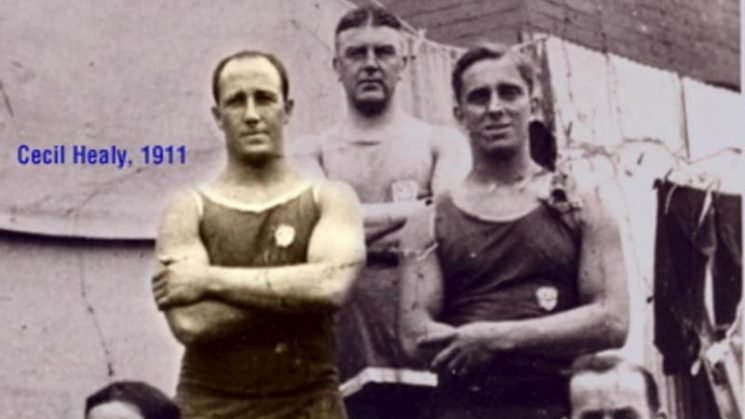 Lest we forget: Swimmer killed in battle embodied true Olympic spirit