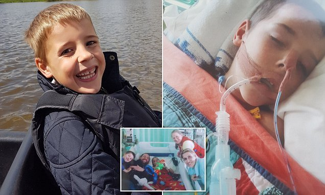 Boy is diagnosed with condition after his mum thought he had a cold
