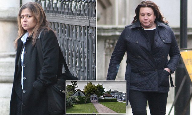 Unemployed law graduate, 43, wins legal fight for half of £1.7m home