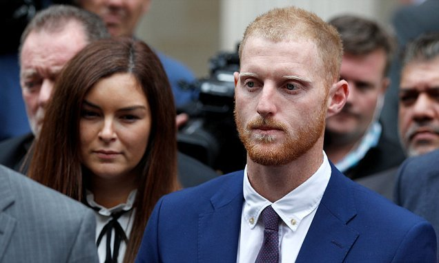Stokes named in England squad for third Test after not guilty verdict