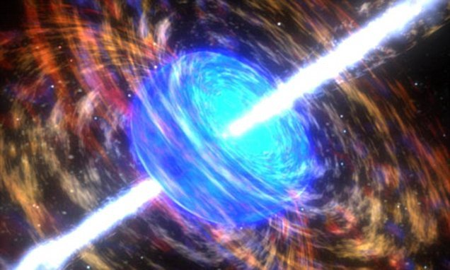 Gamma ray bursts have a mysterious time-reversing  effect
