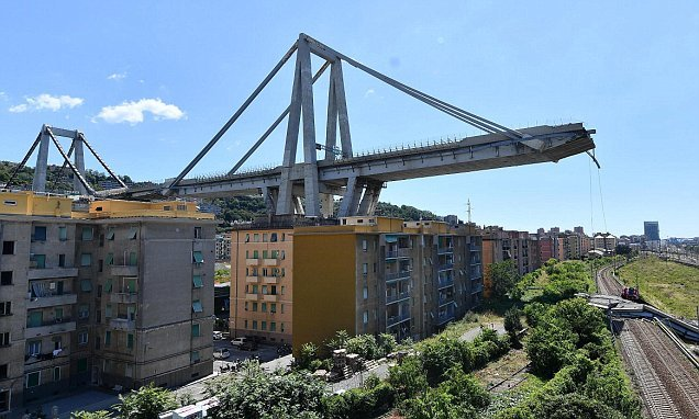 Tapes reveal emergency operators' stunned reactions to Genoa disaster