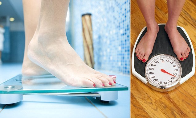 Why your bathroom scales are LYING to you