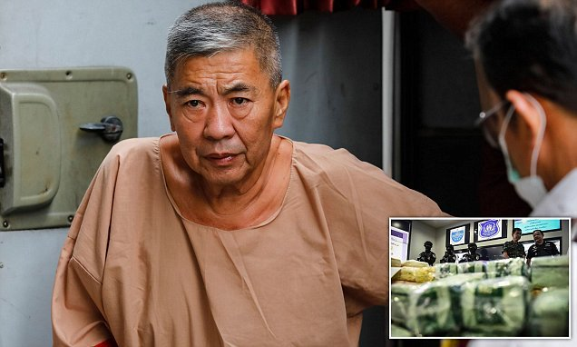 Malaysian drug dealer 'Iceman' sentenced to death