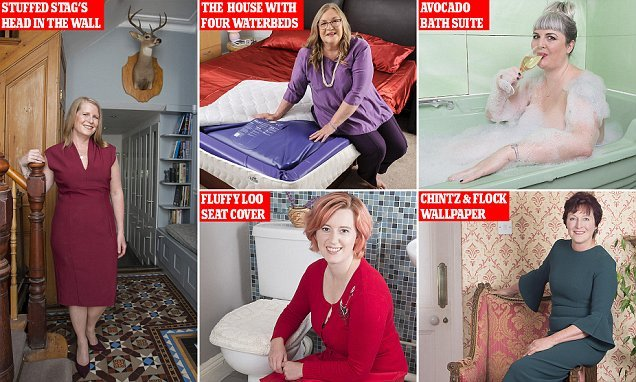 Meet the women keeping the tackiest interior design trends alive