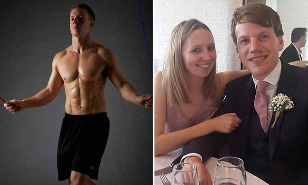 Fitness model, 31, cleared of assault after he claimed self-defence