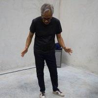 Italian man falls into 8ft black hole in Anish Kapoor's installation