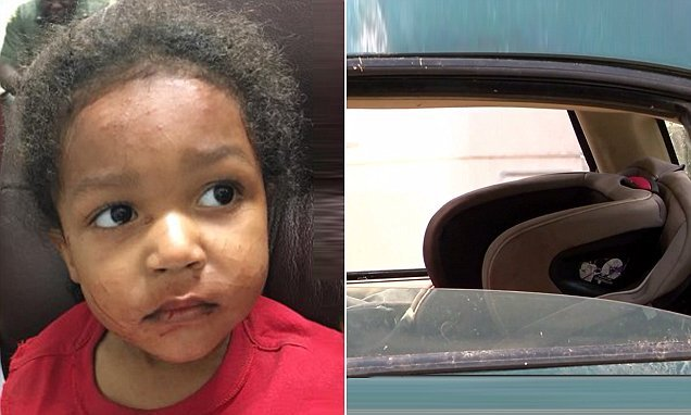 Two toddlers survive alone for days after car crash killed their mom