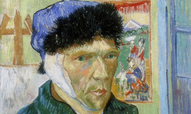 Vincent van Gogh WAS recognised in his life with Paris exhibition