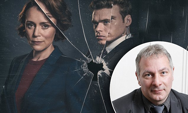 BBC One's Bodyguard creator teases second series could be in the works