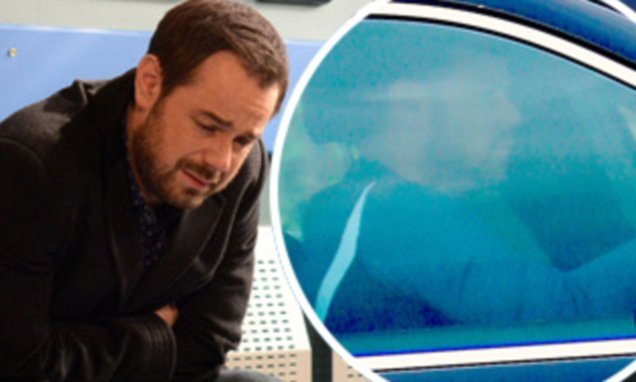 Danny Dyer so exhausted by EastEnders storylines he uses IV drips