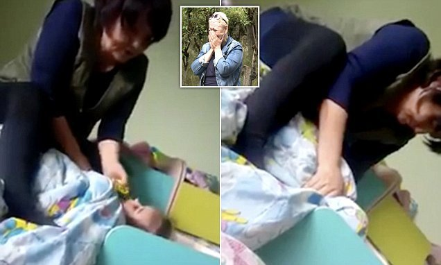 Kazakh nursery worker SMOTHERS 18-month-old girl to stop her crying