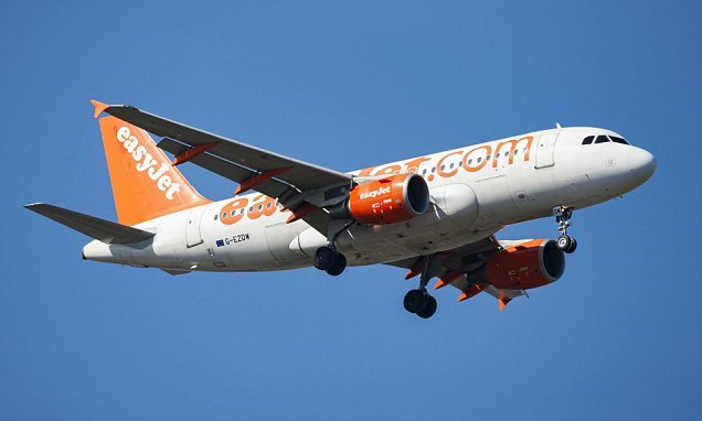 Easyjet voted best value airline for a beach holiday