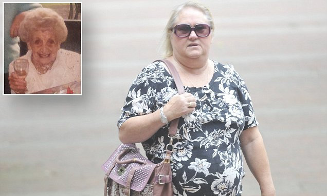 Carer who stole more than £300k from 102-year-old told to return cash