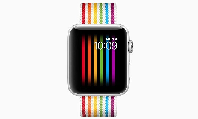 Apple is quietly BLOCKING its gay pride watch face in Russia