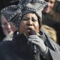Farewell, the Queen of Soul and a great American