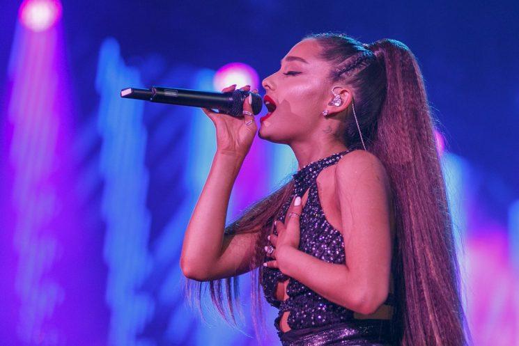 The Super-Limited Ariana Grande 'Sweetener' Merch Might Actually Make A Comeback