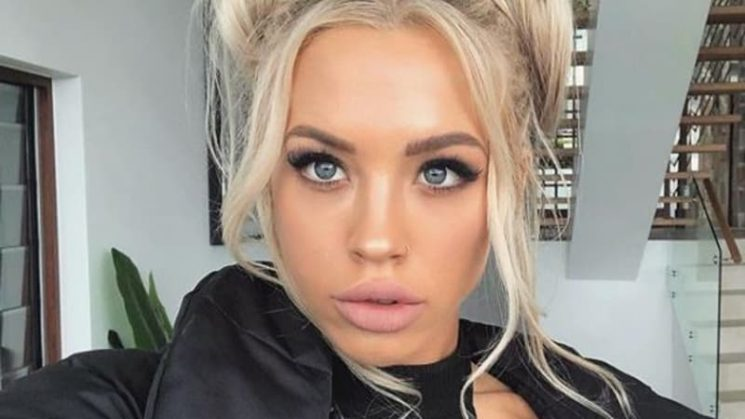 Aussie woman stretchered from Kylie Jenner's 21st 'super embarrassed'