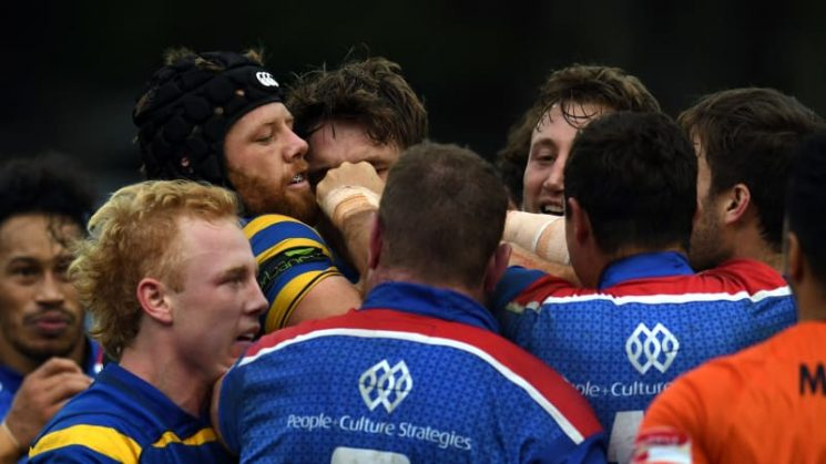 Manly wants 'more respect' from Sydney Uni crowd in Shute Shield semi-final