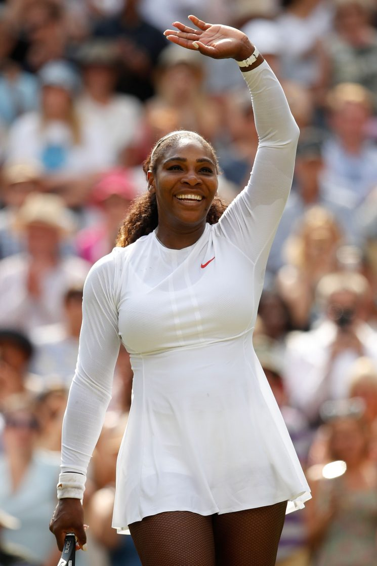 Serena Williams Spoke Candidly About The Pressure To Look A Certain Way