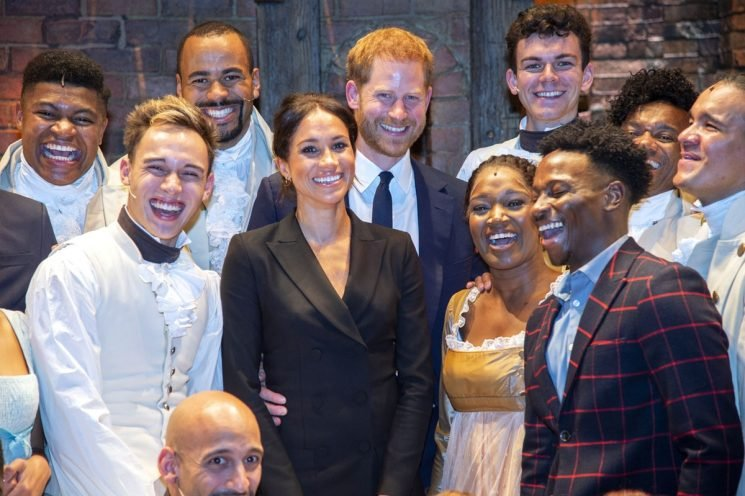 Meghan Accidentally Called Prince Harry A Nickname In Public & The Video Is Too Sweet