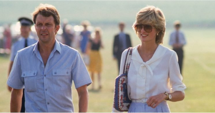 Princess Diana's Signature Sunglasses Will Have You Disposing of Your Tiny '90s Frames