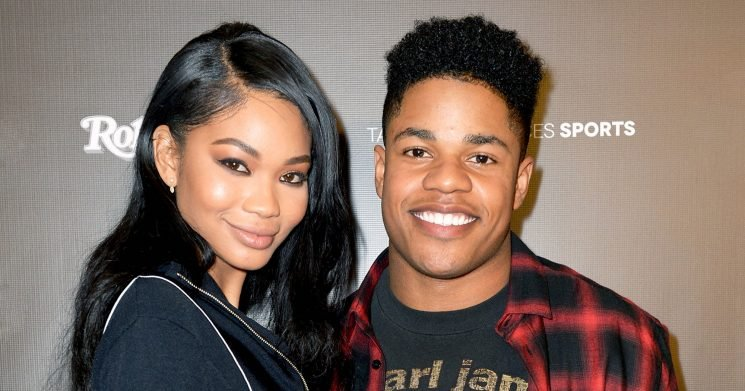Chanel Iman Gives Birth to First Child With Husband Sterling Sherpard