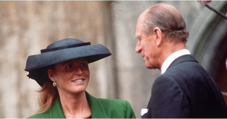 How Prince Philip and Sarah Ferguson's Rocky Relationship May Affect Eugenie's Wedding