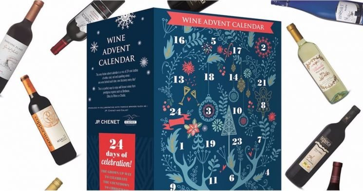OMG, Aldi Is Bringing Its Wine Advent Calendar to the US This Year — Mark Your Calendars!
