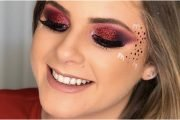 These Halloween Candy-Inspired Makeup Looks Are Totally Sweet