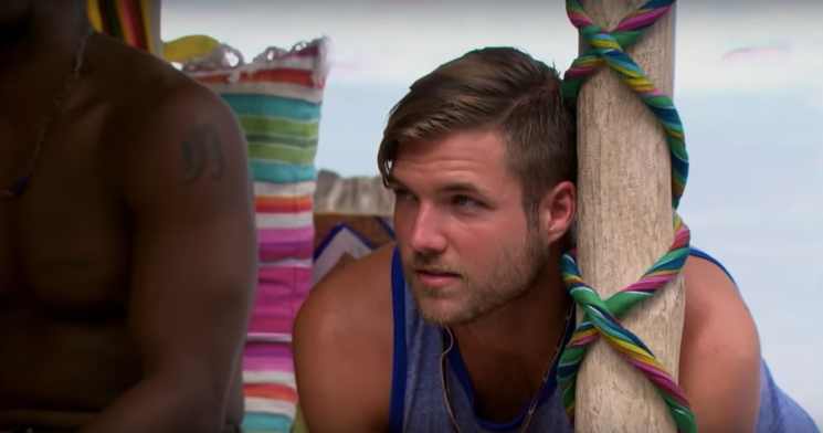 Jordan Compared 'Bachelor In Paradise' To Doing Laundry & He Wasn't Wrong