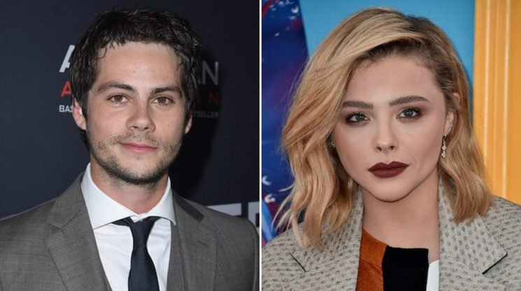 This Video Of Dylan O'Brien Professing His Crush On Chloe Grace Moretz Is Prophetic AF