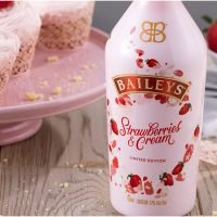 Surprise, Surprise: Baileys Strawberries & Cream Was So Popular, It's Back For the Summer