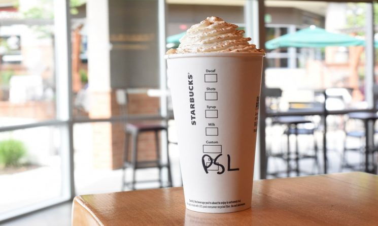 Here's How To Get A FREE Pumpkin Spice Latte This Afternoon