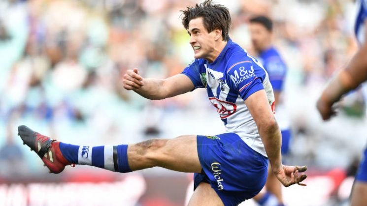 Birthday boy Lewis makes a name for himself in Bulldogs victory