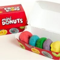 Hardee's Just Combined Froot Loops and Mini Doughnuts Into an Epic Breakfast — For $2!