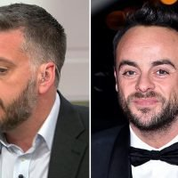Iain Lee praises 'inspirational' Ant McPartlin after pulling out of I'm a Celeb and Saturday Night Takeaway
