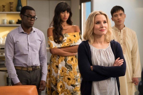Son Of A Bench, 'The Good Place' Season 2 Is Finally On Netflix