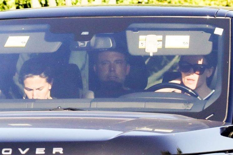 Ben Affleck is in inpatient rehab following an intervention by Jennifer Garner